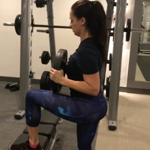 Carla Medrano ejercicio