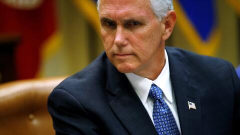El vicepresidente Mike Pence contrató al abogado para que lo ases...