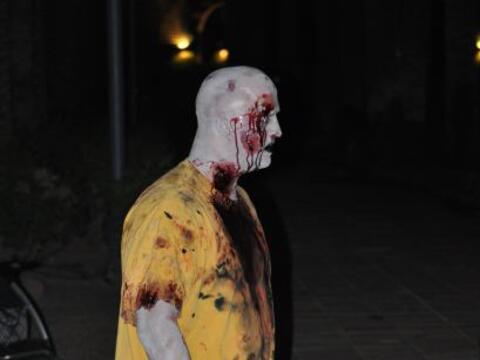 Este Día de los Muertos, los muertos vivientes salen a las calles...