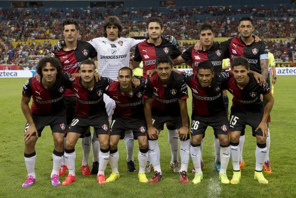 -A Libertadores:  Tigres y Atlas: Los felinos se metieron de últi...