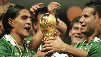 Así fue el título de México en la Copa Confederaciones de 1999