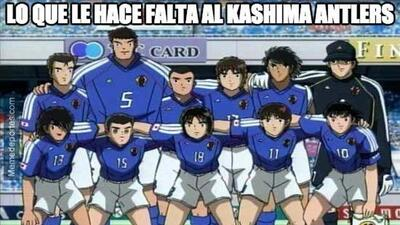 Real Madrid ganó el Mundial de Clubes pero Kashima triunfó en los memes