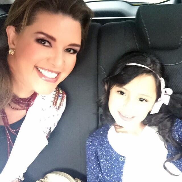 Alicia Machado es sinónimo de polémica, mira su ayer y hoy 11205719_1566...