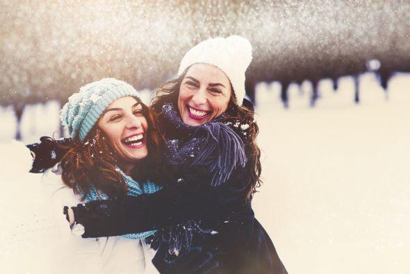 Para una amistad duradera: mujeres. Nos importa más la relación en sí, q...