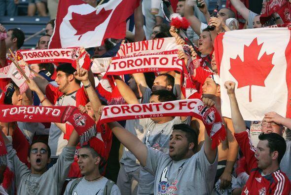 Toronto FC fue el primer equipo de la MLS en Canadá en 2007. Grandes nom...