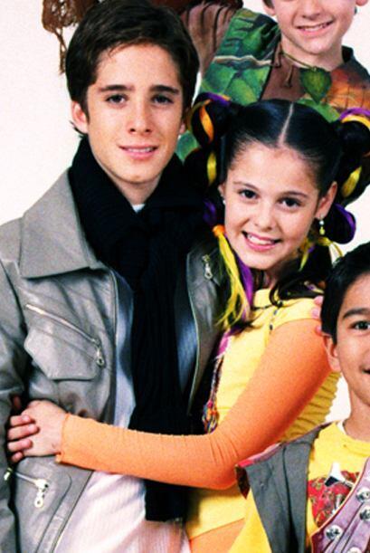 """El joven actor aparecía en """"Alegrijes y Rebujos"""" y """"Misión SOS""""."""