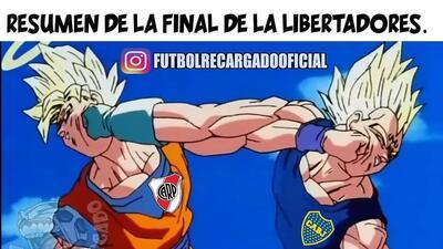 Los memes más divertidos que dejó la primera final entre Boca Juniors y River Plate