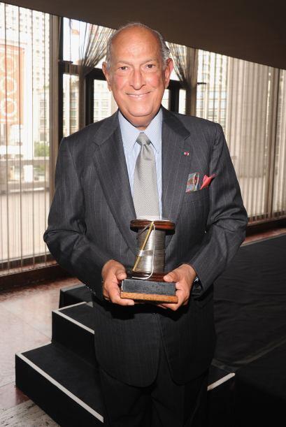Oscar de la Renta nació un 22 de julio de 1932 pero el nacimiento...