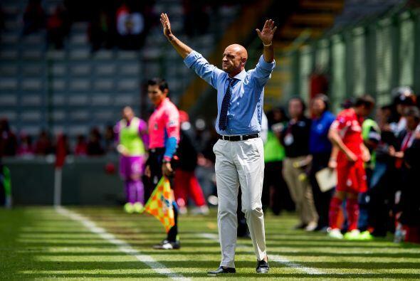 El duelo se celebrará en el Estadio Cuauhtémoc de la ciudad de Puebla el...