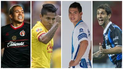 El 11 ideal de la Jornada 6 del Univision Deportes Fantasy en el A2016
