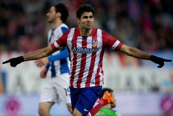 La baja más destacada del Atlético de Madrid no puede ser otra que Diego...