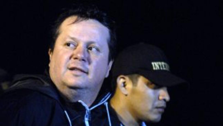 El costarricense Alejandro Jiménez, alias 'El Palidejo'.