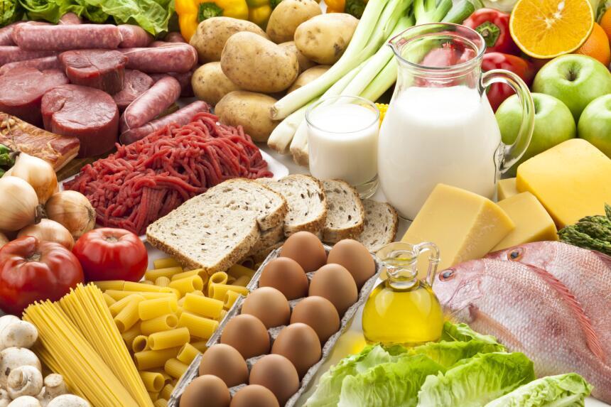 senos alimentos crecimiento