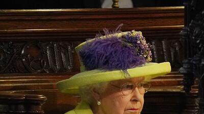 La foto de Harry y Meghan que nadie ha visto y que Isabel II presume en un lugar especial