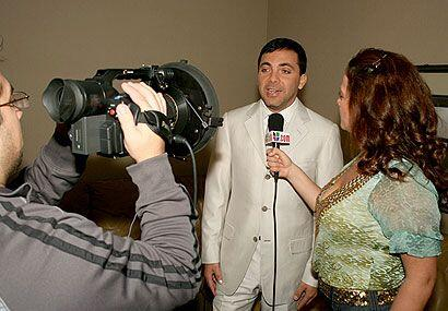 Cristian llevó su nueva producción 'El culpable soy yo'.
