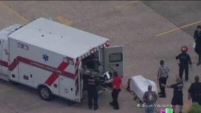 Se entrega el pistolero que mató a 6 en Houston
