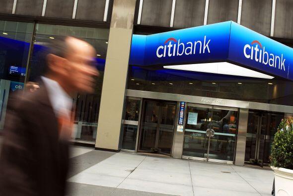 CITIGROUP- El banco Citigroup reportó el viernes una utilidad, para el s...