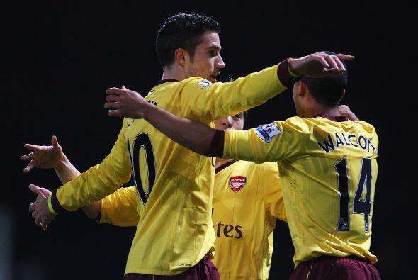 Arsenal goleó al West Ham 3 a 0. Jugó bien, dominó en todas las líneas y...
