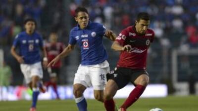 Tijuana vs. Cruz Azulse miden en las semifinales de CONCACAF.