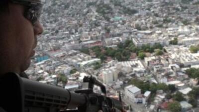 Los agentes viajarían de la capital a Ciudad Juárez, pero no llegaron a...