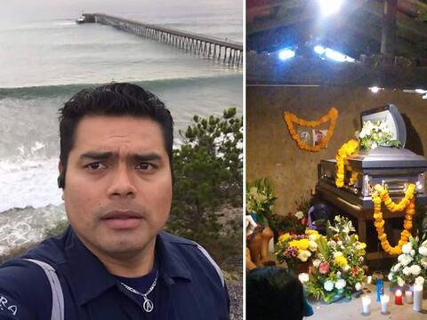 Crescencio Ramos se ahogó el 30 de marzo en una playa de Santa B&...