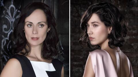 Sara y Ámbar Madrigal