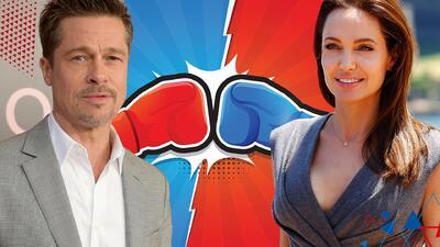Angelina Jolie arremete contra Brad Pitt: un préstamo de $8 millones no es manutención
