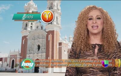 Mizada Aries 22 de junio de 2017