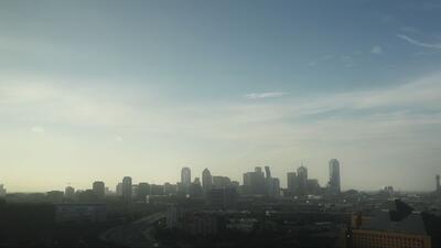 Aviso por calor extremo y mala calidad el aire para el Metroplex