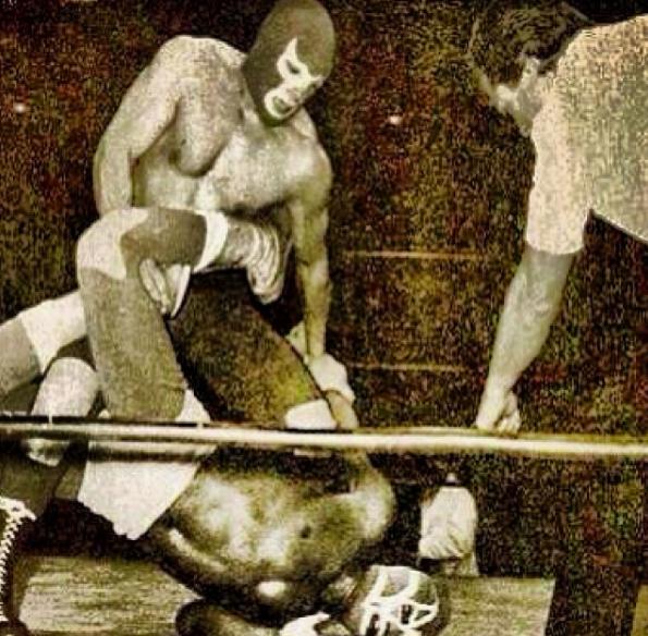 'Blue Demon', la leyenda de la lucha libre llega a Univision y Unimás 75...