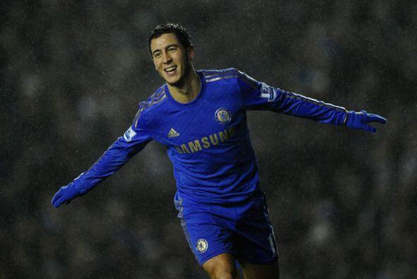 Eden Hazard: Bélgica apuesta mucho por este talentoso creativo, otro jug...