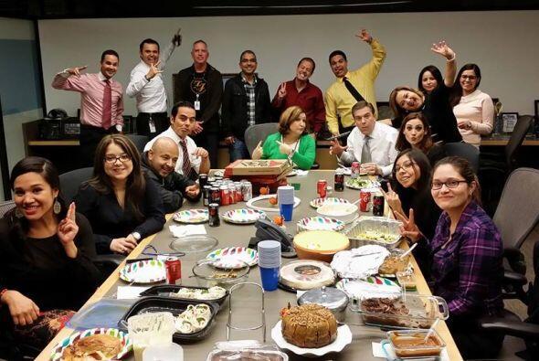 Con tanto por qué agradecer, tuvimos una linda celebración de Thanksgivi...