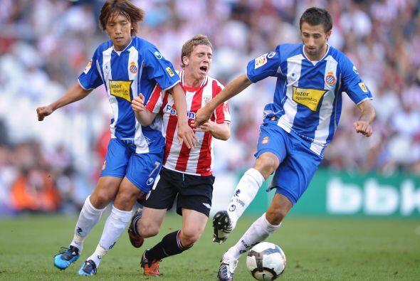 Ante el Espanyol de Barcelona alineó para ser el jugador más joven en ve...