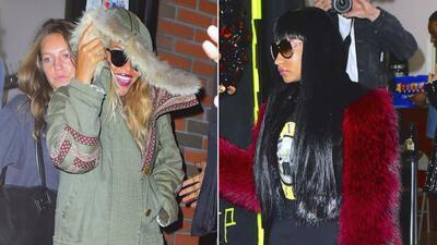 Beyoncé y Nicki