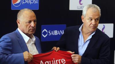 Javier Aguirre y Egipto serán los anfitriones de la Copa Africana de Naciones 2019