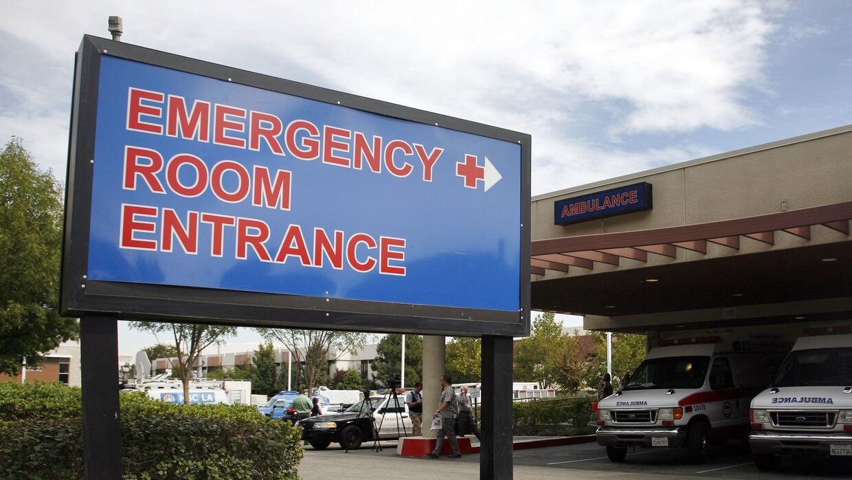 Bajo ley federal, los hospitales son considerados zonas seguras del cump...