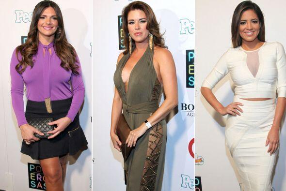 Miami albergó a aquellas famosas celebridades que han destacado en difer...