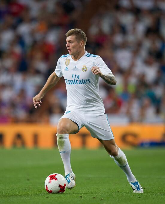 Toni Kroos (Alemania/Real Madrid)