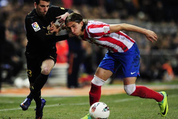 Gran domingo de fútbol en la Liga española dentro de su fe...