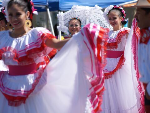 Miles festejaron la independencia de México en el tradicional def...