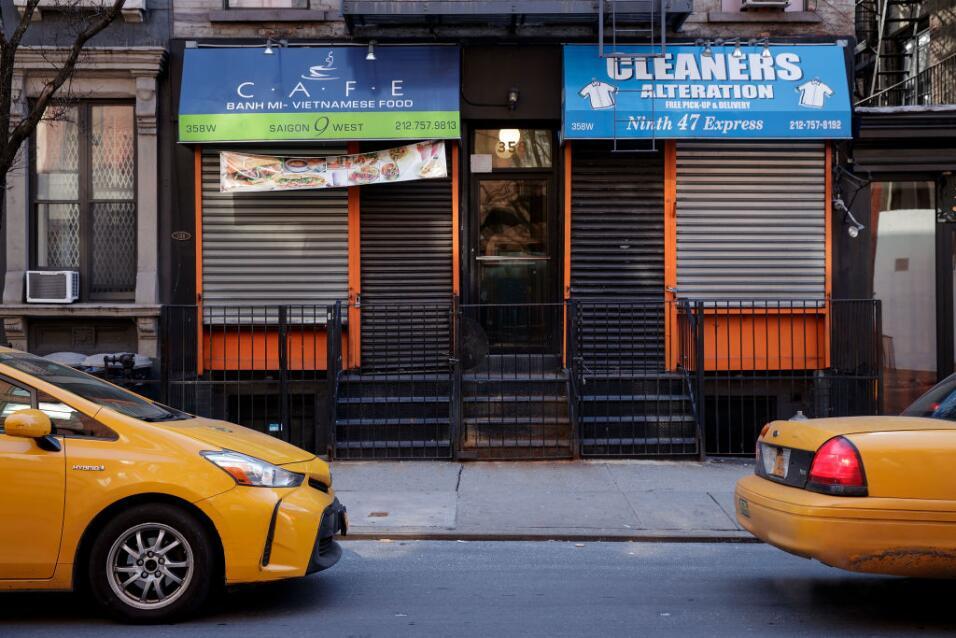 Un café vietnamita y un negocio de 'dry cleaning' cerraron este...