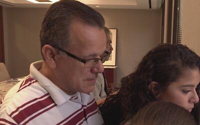 Padre de familia de Houston se encuentra al borde de la deportación