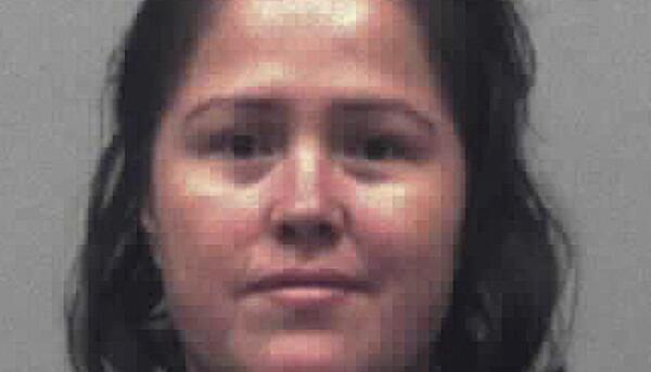 Isabel Martínez, de 33 años, quien ha sido acusada por la muerte de cuat...