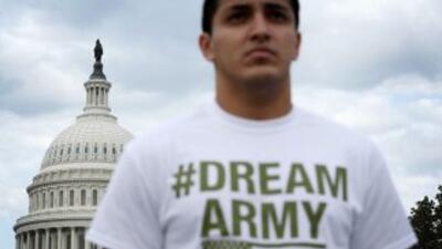 El 15 de junio del 2012 el gobierno anunció que los dreamers menores de...