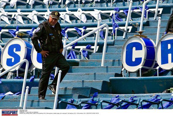 Incluso los mismos jugadores de Cruz Azul se han visto vulnerables cuand...
