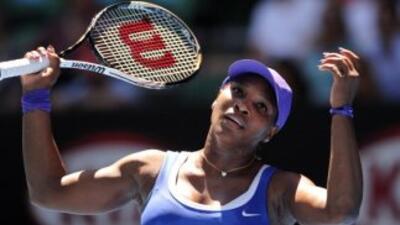 La tenista se lastimó en su último entrenamiento para el certamen mexicano.