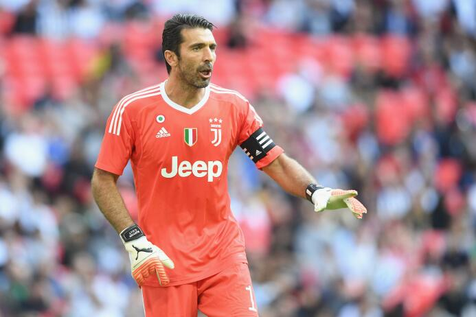 23. Gianluigi Buffon (Italia/Juventus)
