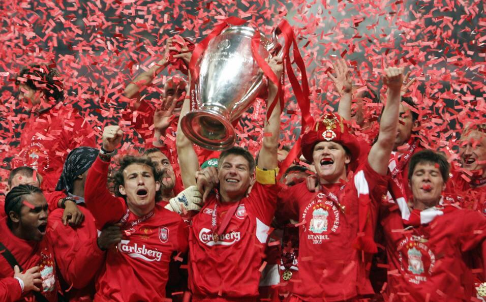 Liverpool vence al Everton y se lleva el derbi de Merseyside GettyImages...