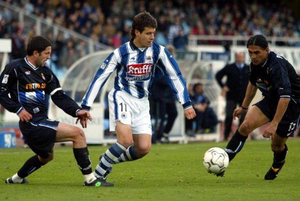 En esa misma época Francisco Palencia probaría suerte con el Espanyol de...