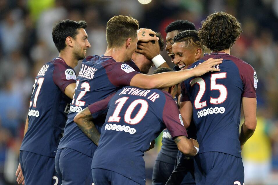 2. Paris Saint-Germain (Francia): el equipo parisino fue el que m&aacute...